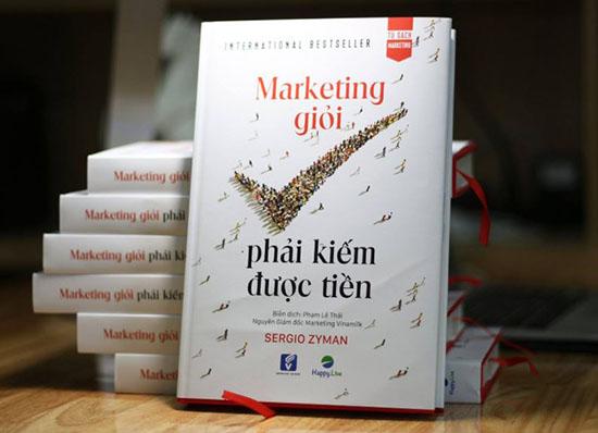 Review sách Marketing Giỏi Phải Kiếm Được Tiền